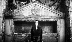 (Victoria Yarlikova) Tags: monochrome film zenit helios self dark moody eerie analog 35mm darkroom retro vintage grain scan iso100 pellicola lomo weird