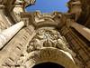Catedral de Valencia (johnfranky_t) Tags: cattedrale di valencia johnfranky spagna colonne sculture panasonic lumix tz40