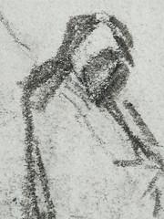 MILLET Jean-François,1864 - La Fuite en Egypte, Etude (drawings, dessin, disegno-Louvre RF11270) - Detail 07 (L'art au présent) Tags: drawing dessins dessin disegno personnage figure figures people personnes art painter peintre details détail détails detalles 19th 19e dessins19e 19thcenturydrawing 19thcentury detailsofdrawings detailsofdrawing croquis étude study sketch sketches jeanfrançoismillet millet jeanfrançois fuiteenegypte fuite egypte flighttoegypt flight egypt louvre paris france museum bible portrait personne homme man men
