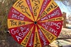 Party Wheel (that's keen) Tags: california slabcity eastjesus art sculpturegarden typography
