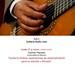 2014 02 17 Conferencia sobre Guitarra andina. Valladolid