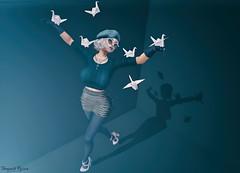 Belt Up, Betty! Come fly with me... (||Tempest Rosca Photography||) Tags: tempestrosca tempestroscaphotography beltupbetty chicmoda omg ohmygatcha realevil realevilindustries friday infiniti ink secondlife secondlifeblog secondlifefashion sl slblog slposes slshoes