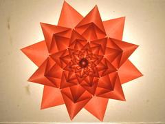 Route 66 (2016) (Arseni Ko) Tags: origami pattern design symmetry geometry fractal