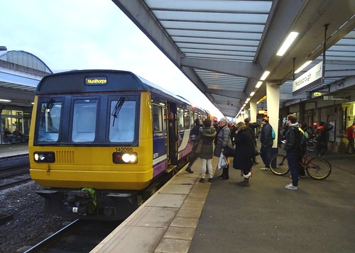 Northern 142095 Pacer, Middlesbrough