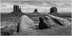 Monument Valley Mono, USA (CvK Photography) Tags: themittens cvk stunning monochrome mono arizona bw canon holiday landscape monumentvalley nationalpark nature outdoor spring usa utah monumentvalleymono anseladams chrisvankan ngc