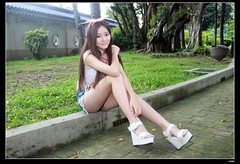 nEO_IMG__MG_8531 (c0466art) Tags: school light portrait girl beautiful face female angel canon nice eyes asia long pretty legs outdoor quality gorgeous south taiwan figure lovely charming activity pure 1dx c0466art