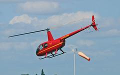 G-WLDN Robinson R.44 Raven I (PlanecrazyUK) Tags: fly in sturgate 070615 gwldn egcv robinsonr44raveni