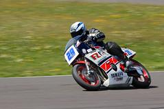 pro 00037 (Phil Newell) Tags: classic wales racing motorbike derek yamaha bikeracing racer anglesey cripps motorbikeracing fz600 angleseycircuit crmc yamaha600 classicracingmotorcycleclub
