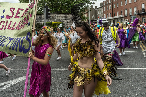 DUBLIN 2015 LGBTQ PRIDE PARADE [THE BIGGEST TO DATE] REF-105953