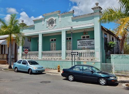 #32 Ruiz Belvis St. Coamo, Puerto Rico.