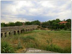 Salamanca.Arribes del Duero2015.Las Uces. (ferlomu) Tags: arribesdelduero ferlomu parquenatural puente salamanca toledo river