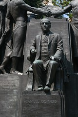Samuel Gompers statue (jem2044) Tags: travel statue washington archive images samuel gompers 390 bldgs ffffffffffffffff 20060824