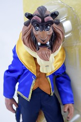 2015 The Beast Classic 12'' Doll - Beauty and the Beast - US Disney Store Purchase - Deboxing - Attached to Backing - Midrange Right Front View (drj1828) Tags: us prince beast purchase beautyandthebeast disneystore 2015 deboxing disneyprincessclassicdollcollection