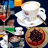 Capucino Italiano (Tango&Cash) Tags: cup glass coffee collage manipulated capucino ipad