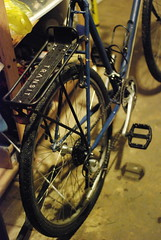 "22"" Trek Commuter (hamilton.pedrick) Tags: mountain classic trek vintage cycling steel bikes mtb frame hybrid suntour shimano deore 4130 crmo accushift"