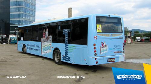 Info Media Group - Ivančić i sinovi, BUS Outdoor Advertising, Banja Luka  06-2015 (2)