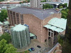 Coventry Cathedral (Aidan McRae Thomson) Tags: architecture modern view cathedral aerial coventry basilspence westmidlands warwickshire