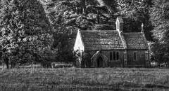 Chapel (Emily_Endean_Photography) Tags: church mono blackwhite chapel eerie