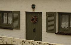 Tervuren.Belgium (Natali Antonovich) Tags: tervuren belgium belgie belgique winter nature christmasholidays christmas architecture windows door tradition