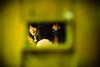 Hidden Bar (Jon Siegel) Tags: nikon nikkor 50mm 12 d810 50mmf12ais 50mmf12 man woman boy girl smoking secret bar hidden mysterious night evening goldengai tiny window tokyo japan japanese shinjuku