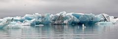 Lagon Jökulsárlón  3 (Xtian du Gard) Tags: iceland iceberg lagon jokulsarlon cold waterscape seascape jökulsárlón islande xtiandugard