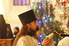 082. Nativity of the Lord at Lavra / Рождество Христово в Лавре 07.01.2017