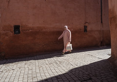 colors match (Georgie Pauwels) Tags: street minimal colorsmatch match morocco streetphotography olympus candid colors minimalism lights sunlight shadows