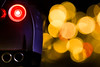 Headlights on the Parade. (Neal.) Tags: inspiredbyasong macromondays macro lights bokeh canon 100mm thebluenile headlightsontheparade scotland scottish band glasgow hats