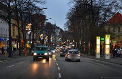Berlin-Zehlendorf (berlinka_lg) Tags: berlin steglitz zehlendorf streets streetlights streetsphotography cityscape citylife deutschland germany hauptstadt