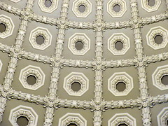 Detail of Coffers in Dome of Great Rotunda (Autistic Reality) Tags: ceremonialspace ceremony great rotunda center greatrotunda centerbuilding dmv dc washingtondc washington building structure architecture interior inside indoors capitol us usa unitedstates unitedstatesofamerica america uscapitol capitolbuilding uscapitolbuilding legislature legislativebranch congress uscongress cityofwashington districtofcolumbia district columbia unitedstatescapitol unitedstatescongress legislative branch government democracy usgovernment unitedstatesgovernment