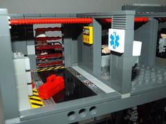 DSCF2249 (Nilbog Bricks) Tags: star wars lego moc minifigures stormtrooper base barracks