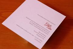 IMG_4660 (pockethifi) Tags: lingling ring card wedding