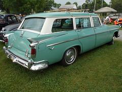 1956 DeSoto Firedome Wagon (splattergraphics) Tags: 1956 desoto firedome wagon stationwagon mopar carshow nsra streetrodnationalseast yorkexpocenter yorkpa
