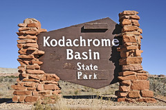 Kodachrome Basin State Park, Utah (Runemaker) Tags: signs kodachrome kodachromebasin utah statepark landscape wilderness desert nature