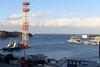Hemi - 逸見 (LukosD) Tags: d810 nikon 2470 hemi 逸見 day water ship sky clouds japan 日本 handheld
