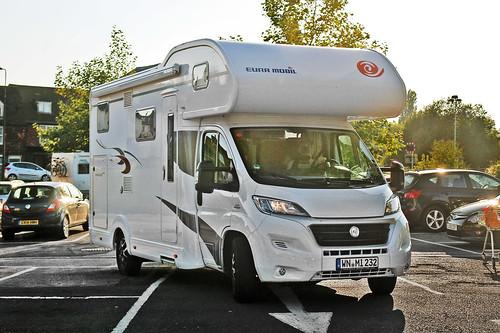 Eura Mobil Activa One - WN MI 232 - Rems-Murr-Kreis, Baden-Württemberg, Germany