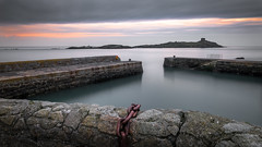 Sunrise in Dalkey - Dublin, Ireland - Seascape photography