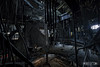 Meltdown (Datacoma) Tags: urbex darkness exploring factory steelworks molten heated gravity concrete derelict filthy dirty messy cluster
