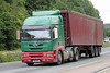 Unknown owner PX03 FYH, Foden Alpha near Monmouth (majorcatransport) Tags: foden fodenalpha monmouth