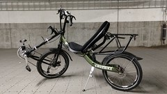 Touring ready (gunnsteinlye) Tags: recumbent bicycle cruzbike quest skien norway
