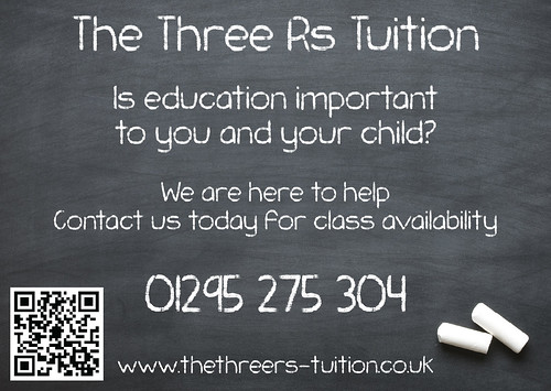 Three Rs Tuition