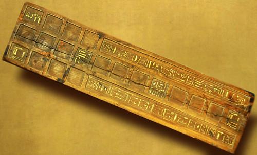 "Senet - Lujoso sistema de objetos lúdicos obsequio del dios Toht a la faraona Nefertari • <a style=""font-size:0.8em;"" href=""http://www.flickr.com/photos/30735181@N00/32369499182/"" target=""_blank"">View on Flickr</a>"