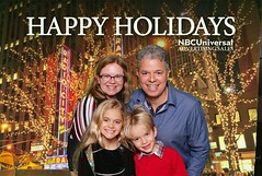 Happy Holidays (Joe Shlabotnik) Tags: christmas december2016 sue peter manhattan happyholidays rockefellercenter proudparents 2016 newyorkcity everett violet nyc