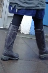 What brand is this? I like them... (Hunter Wellies!!) Tags: