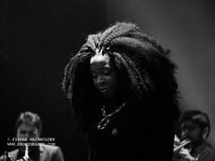 1702040640__BW (Happygraphy Eventtography Ebonygraphy) Tags: gm5 ebonygraphy concert freedonia belgium brussels bozar type music festival afropolitan2017 maika sitté