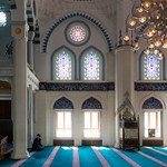 There is Turkish mosque in Tokyo. I heard it from a friend on Flickr, so I visited to there soon. Muslims were praying sincerely. Of course we must stop shooting photo when they are praying.
