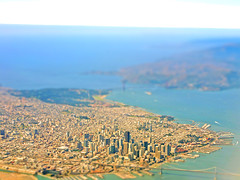 SF, the model city (mathowie) Tags: sanfrancisco fakery
