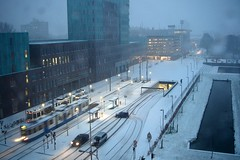 DSC056621 (Enrico Webers) Tags: winter snow cold netherlands amsterdam weather nederland 2006 paysbas niederlande 200603