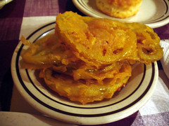 Fried Green Tomatoes at the Irondale Cafe