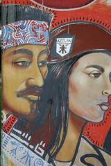 0206 (contextobject) Tags: mural sandiego aztec murals chicanopark coronadobridge chicano aztlan laraza